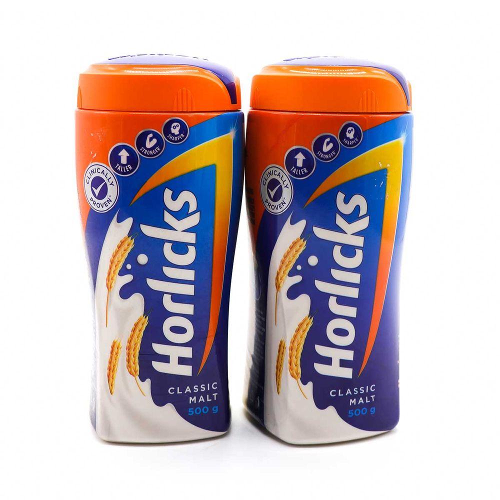Pair of Horlicks