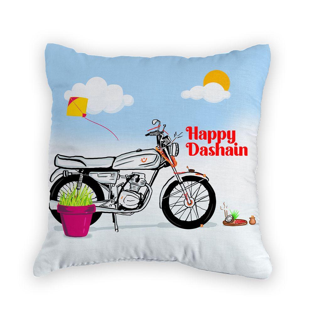 Customized Cushion for Dashain