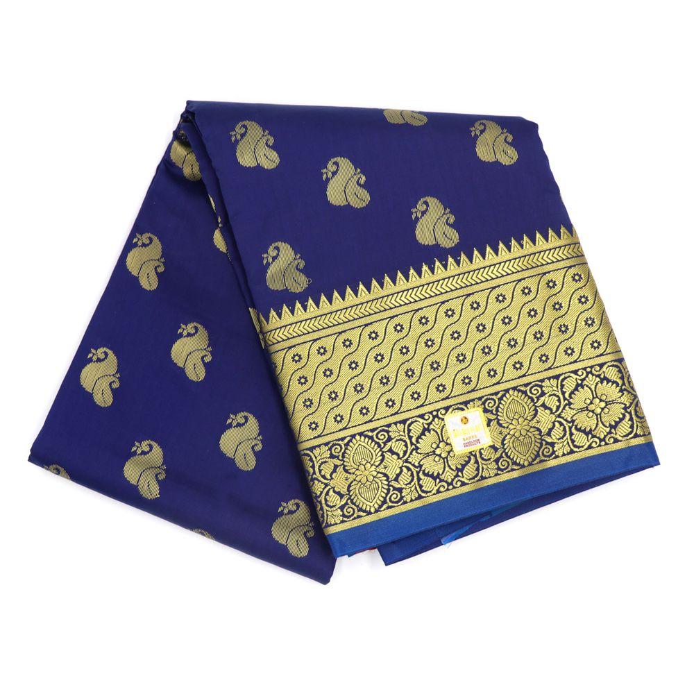 Embellished Art  Banarasi Sari