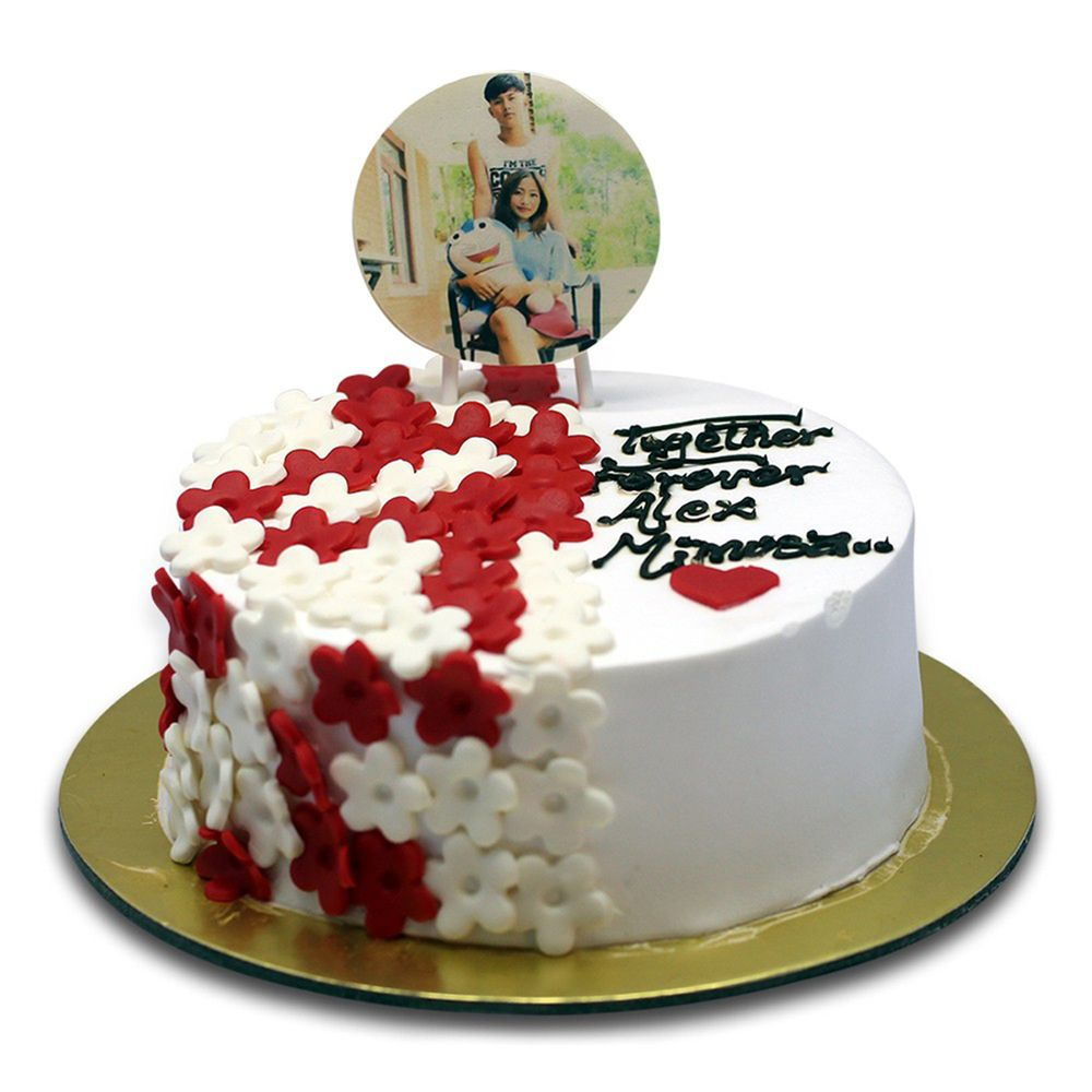 Special cake for Anniversary