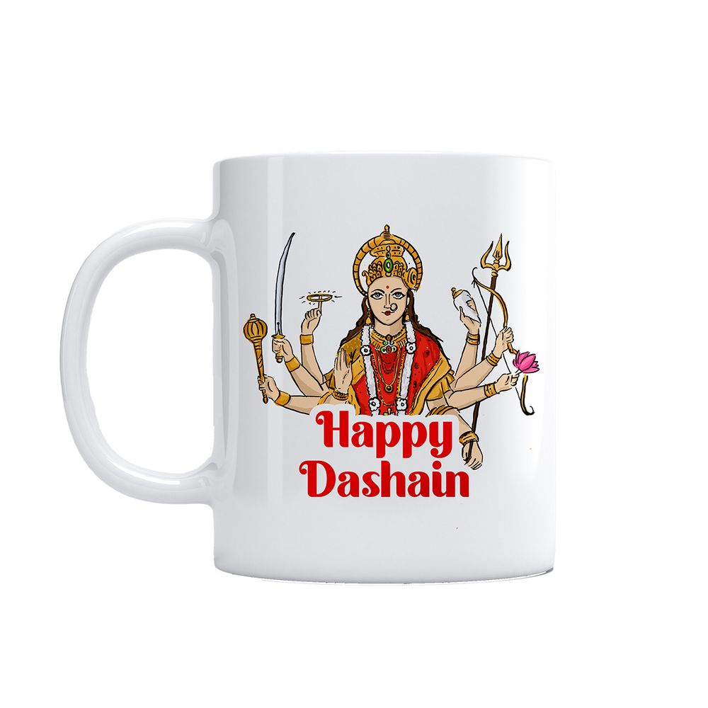 Customized Cup for Dashain