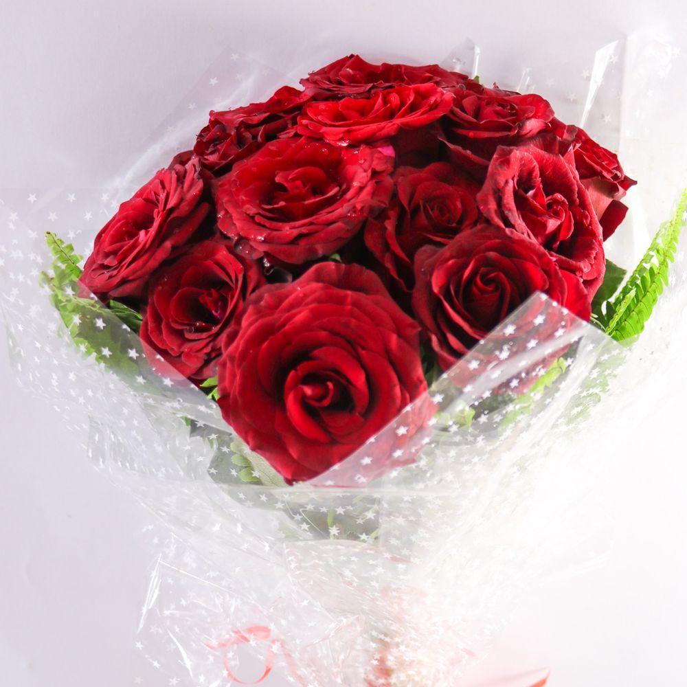 Red Roses bouquet (35pcs)