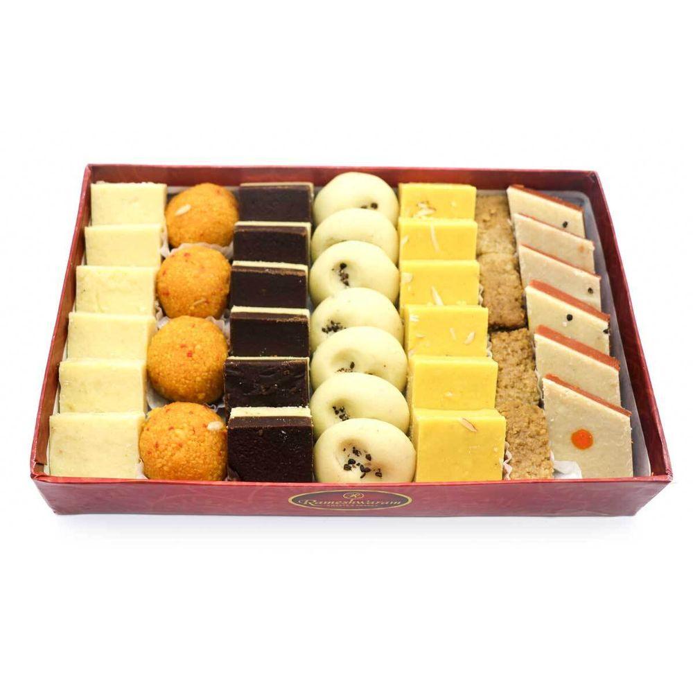 Special mixed Rameshwaram sweets box